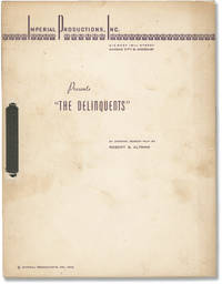 image of The Delinquents (Original screenplay for the 1957 film)