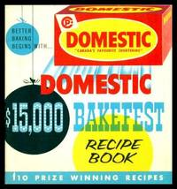 DOMESTIC $15000 BAKEFEST RECIPE BOOK