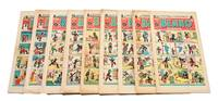 The Beano Comic 1949 Complete Year Issues 352 - 389