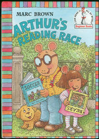 ARTHUR'S READING RACE, Brown, Marc