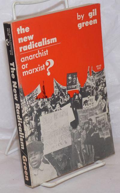 New York: International Publishers, 1971. Paperback. 189p., wraps, somewhat shelfworn else good cond...