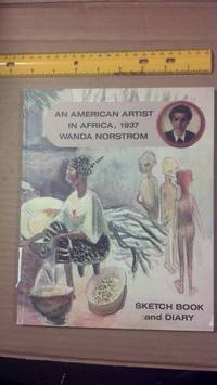 An American artist in Africa, 1937: Sketch book and diary