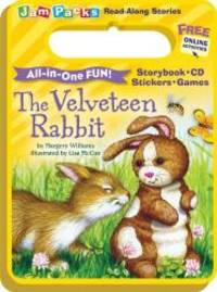 image of The Velveteen Rabbit: Storybook, CD and Activities (Jampacks)