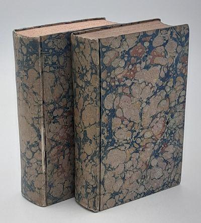 Paris.: La Veuve Cavelier & Fils., 1754. Contemporary marbled boards, red speckled edges, no spine l...