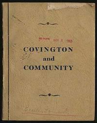 A History of Covington, Garfield County, Oklahoma and Surrounding Territory