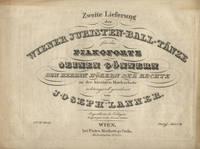 [Op. 84]. Zweite Lieferung der Wiener Juristen-Ball-Tänze für das Pianoforte
