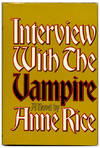 image of Interview with the Vampire  - 1st Edition/1st Printing