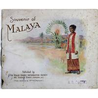 image of Souvenir of Malaya. From sketches by Mrs H.C. Barnard.
