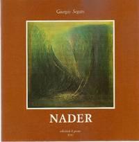Nader Khaleghpour. Pitture recenti