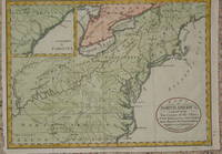 (Map of North America): Part of North America, comprehending the Course of the Ohio, New England, New York, New Jersey, Pennsylvania, Maryland, Virginia, Carolina & Georgia