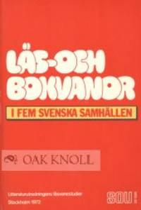 Stockholm: Statens Offentliga Utredningar, 1972. stiff paper covers. 8vo. stiff paper covers. 707, (...