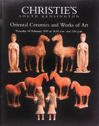 image of Christie's Oriental Ceramics and Works of Art (18 February 1999)