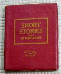 Short Stories ( little Leather Library, Red Miniature Library edition)