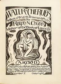 Water Cherubs A Book of Original Drawings and Poetry