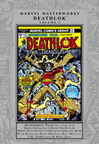 image of Deathlok: Marvel Masterworks Volume 1 (First Edition)