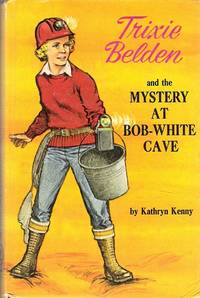 image of Trixie Belden #11 The Mystery at Bob White Cave
