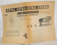 Antinarcissus: Surrealist Conquest; special issue, Winter 1969-70