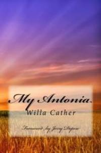 image of My Antonia: Foreword by Jerry Depew