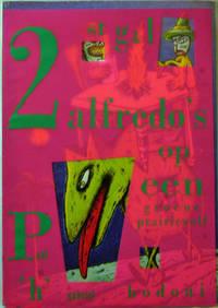 2 Alfredo's op een (Signed); groene prariewolf