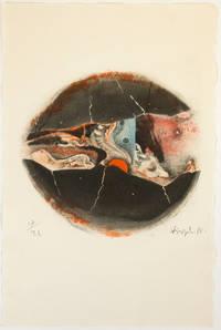 La Création du monde, récit de André de Richaud illustré de gravures de Virgilije Nevjestic