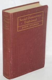 image of Social democracy explained: theories and tactics of modern socialism