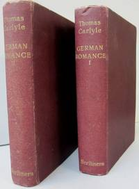 German Romance; Translations from the German with biographical and critical notices in Two Volumes