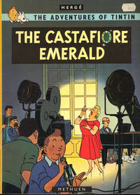 image of THE ADVENTURES OF TINTIN ~ THE CASTAFIORE EMERALD