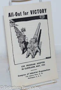 image of All-Out for Victory: CIO Program Adopted in Cleveland, May, 1943