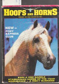 image of Hoofs and Horns Magazine February 1991