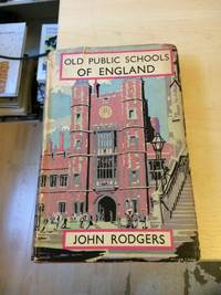 image of The Old Public Schools of England