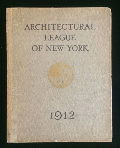 NY: Galleries of the American Fine Arts Society, 1912. 1st Edition. Hardcover. Very Good +. Fabulous...