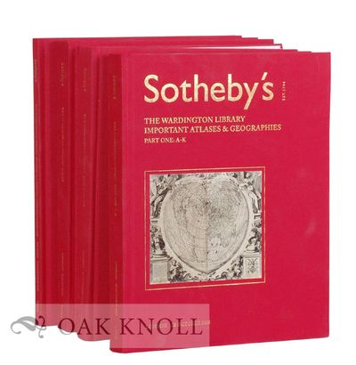 London, England: (Sotheby's), 2005. cloth, illustration on front cover, spine and front cover gilt-s...