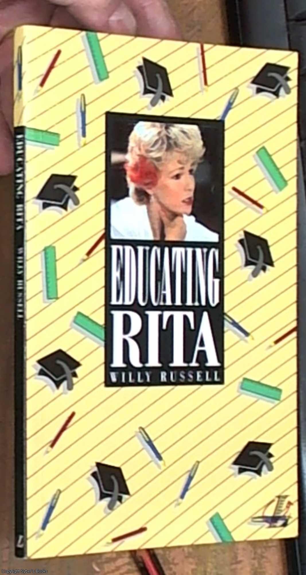 educating rita play script