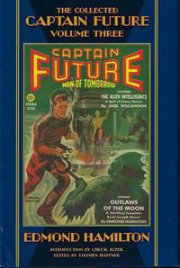 image of THE COLLECTED CAPTAIN FUTURE MAN OF TOMORROW; Volume Three