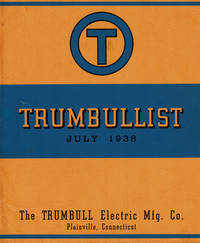 image of TRUMBULLIST July 1938: Electrical Control Apparatus.