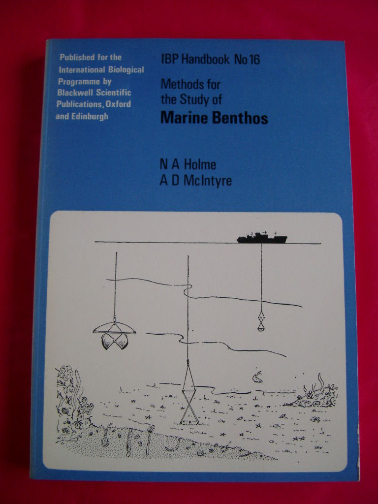 Methods for the Study of Marine Benthos | Wiley Online Books