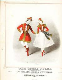 Bals Fashionables de l'Opera. Polkeur.  PN 101.