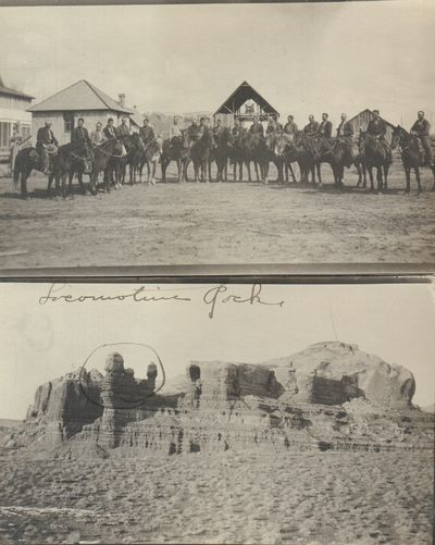 Very Good. Condition: Very Good. Seven real photo postcards depicting scenes from the Battle of Cott...