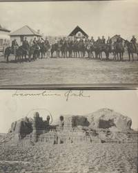 Battle of Cottonwood Gulch Real Photo Postcards