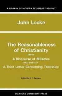 image of The Reasonableness of Christianity, and A Discourse of Miracles (Library of Modern Religious Thought)