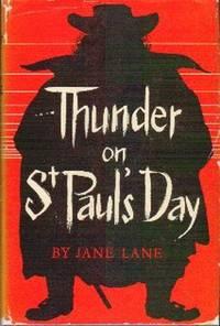 Thunder On St. Paul's Day