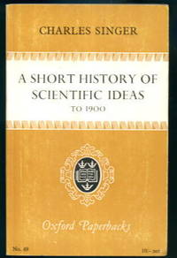 A Short History of Scientific Ideas to 1900
