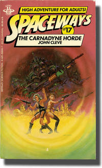 image of Spaceways: Volume 17 - The Carnadyne Horde (First Edition)