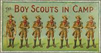 BOY SCOUTS IN CAMP