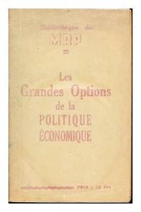 Les Grandes options de la Politique Economique