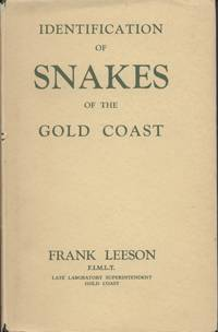 Identification of Snakes of the Gold Coast