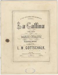 [D-60]. La Gallina (The Hen) Danse Cubaine à quatre mains