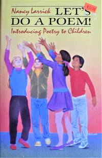 Let's Do a Poem! Introducing Poetry to Children