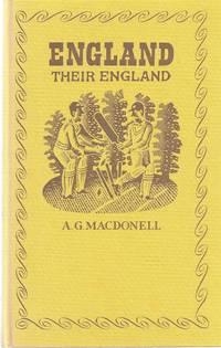 image of ENGLAND, THEIR ENGLAND