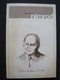 The Dance (in) Nimrod : A Literary Review, Volume 16, Number 1, Fall/Winter 1971